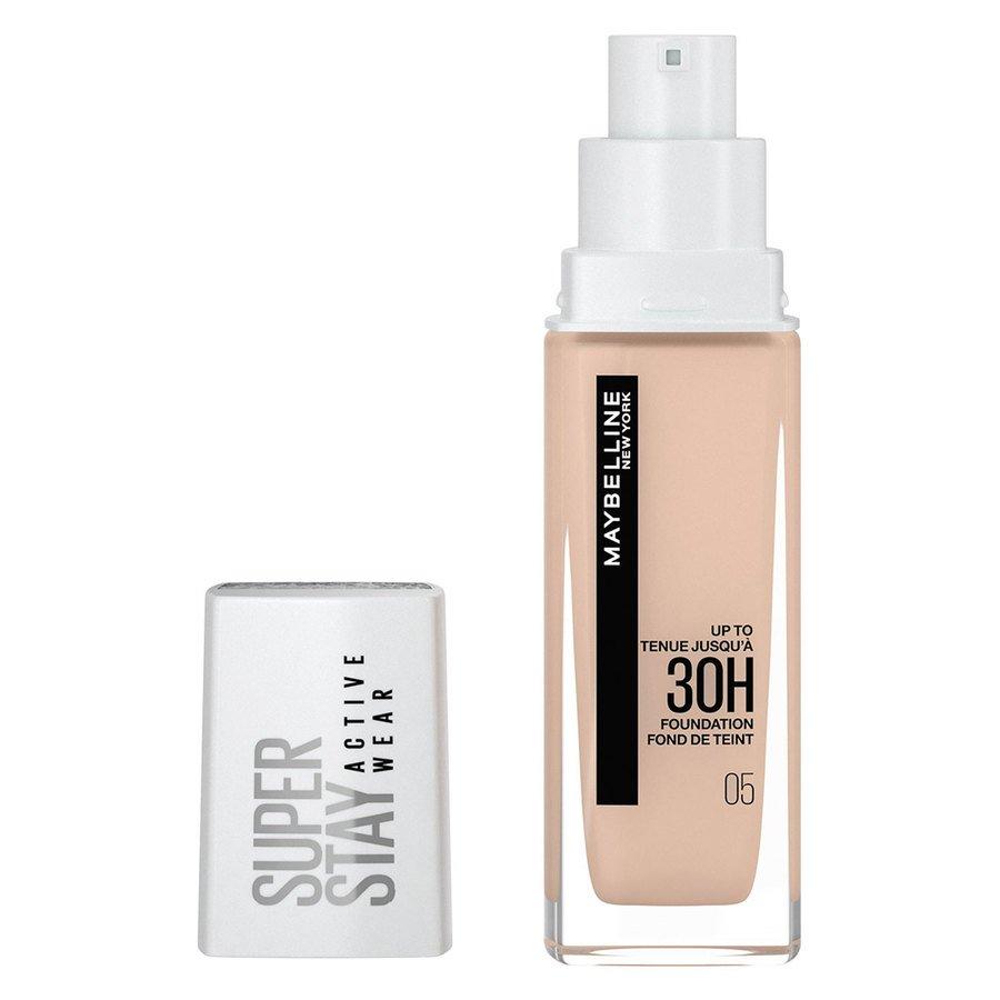 Maybelline 30H Superstay Active Wear Foundation 30 ml – Light Beige