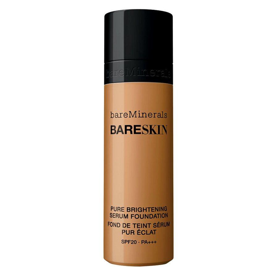 bareMinerals BareSkin Pure Brightening Serum Foundation SPF 20 30 ml – Bare Walnut 18