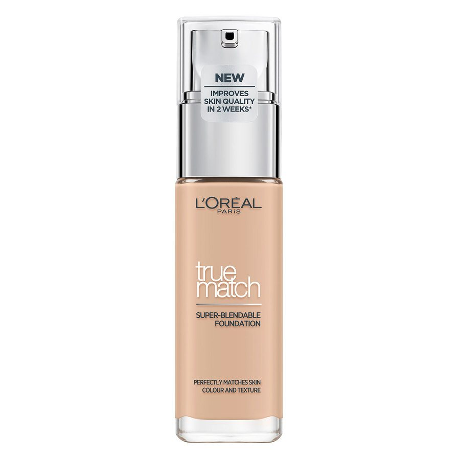 L'Oréal Paris True Match Liquid Foundation – C2 Rose Vanilla 30ml