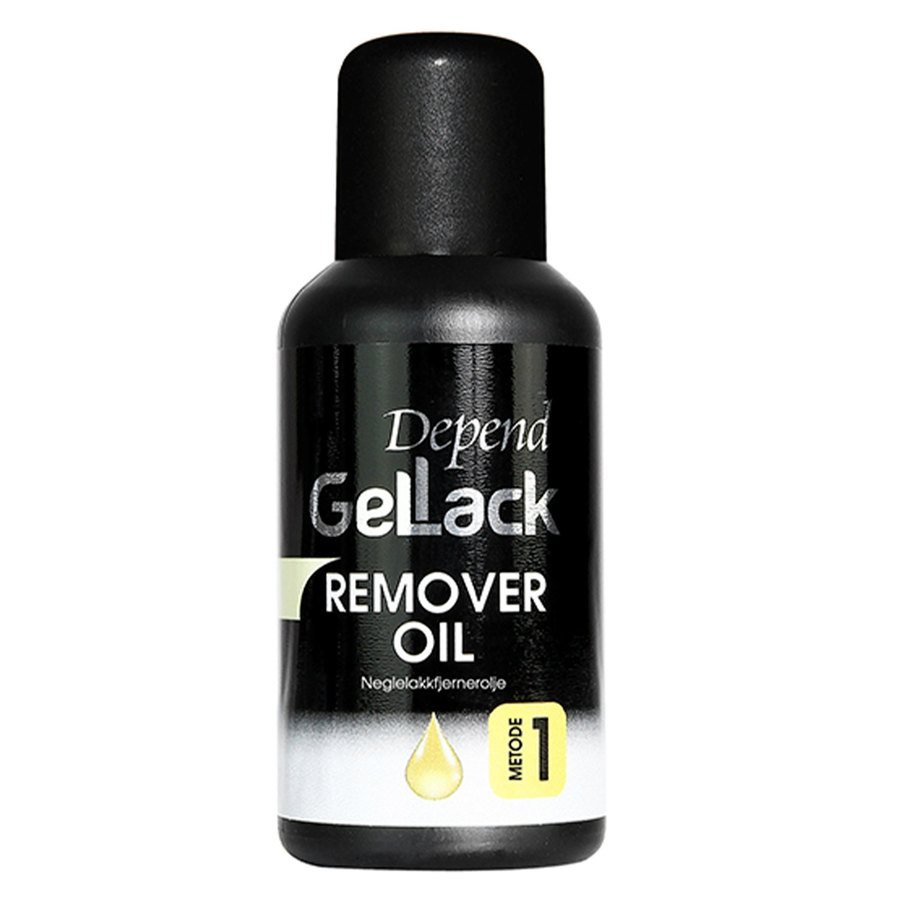 Depend Gellack Remover Oil 35 ml