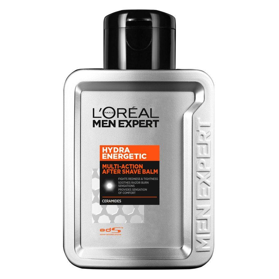 L'Oréal Paris Men Expert Hydra Energetic After Shave Multi-Action Balm 24H 100 ml
