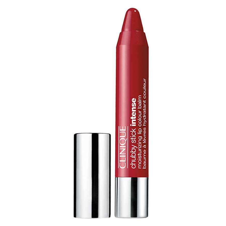 Clinique Chubby Stick Intense Moisturizing Lip Colour Balm 3 g ─ Robust Rouge
