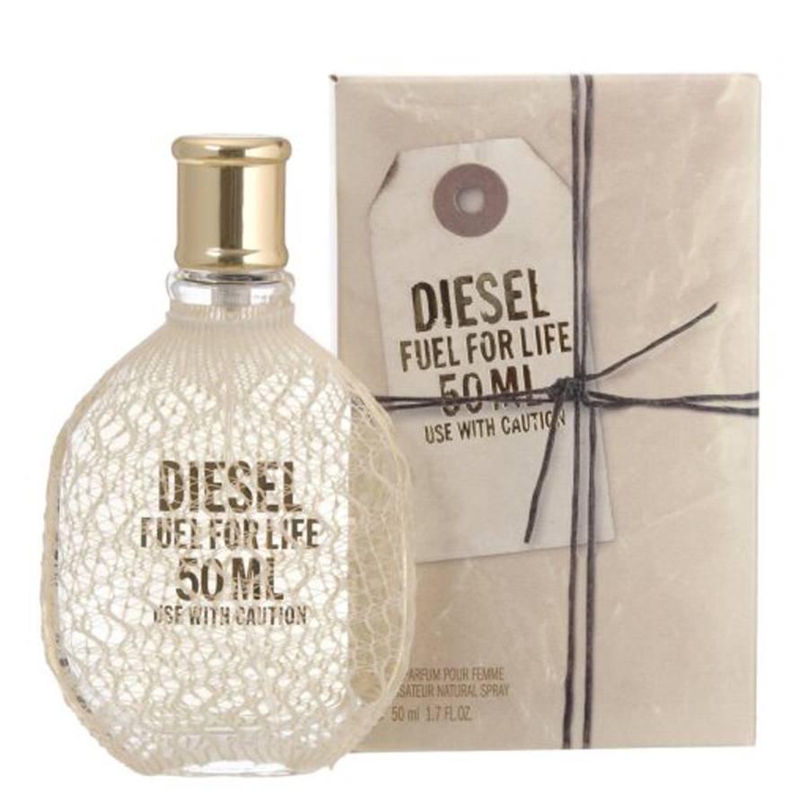 Diesel Fuel For Life She Eau De Perfum 50 ml