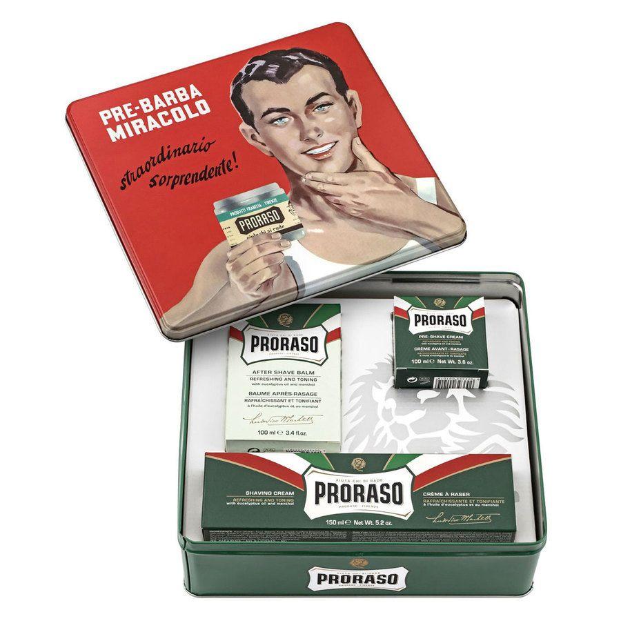 Proraso Gino Shaving Giftset