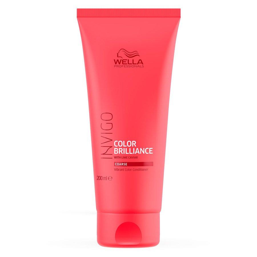 Wella Professionals Invigo Color Brilliance Conditioner Coarse 200 ml