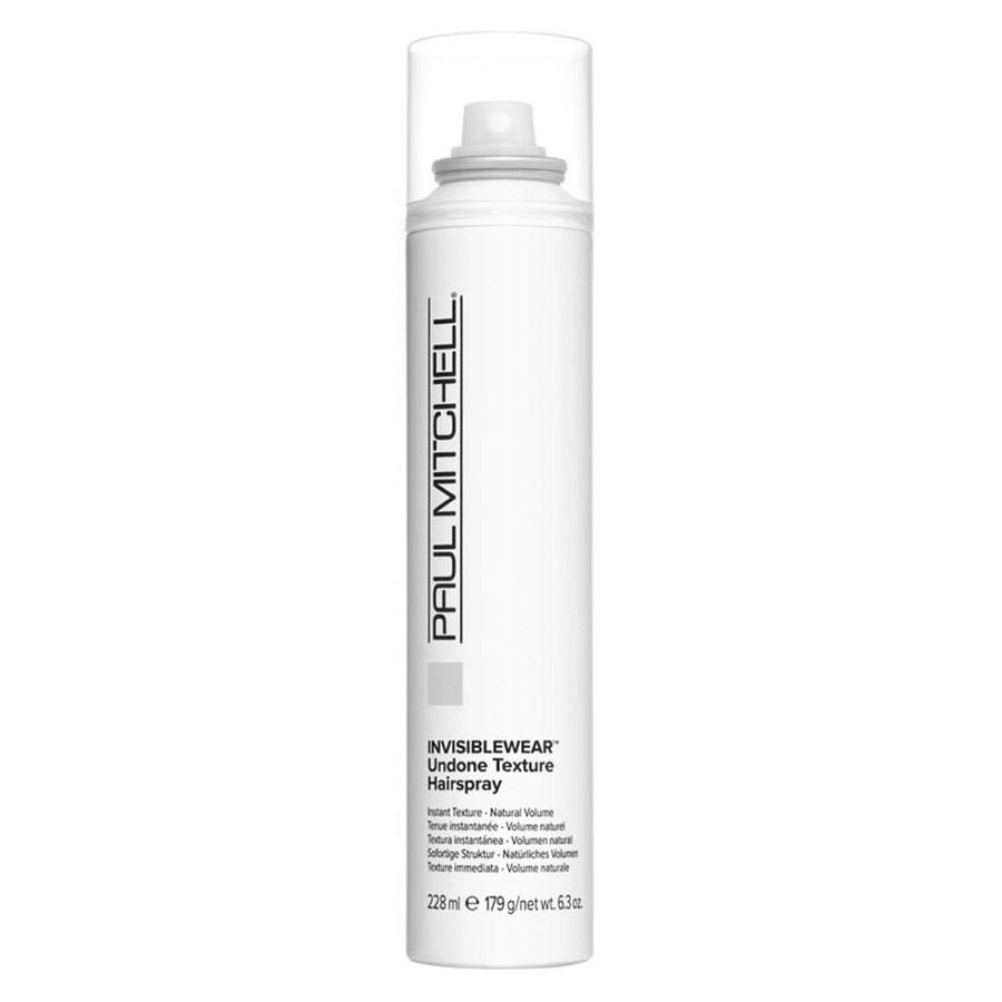 Paul Mitchell Invisiblewear Undone Texture Hairspray 228 ml