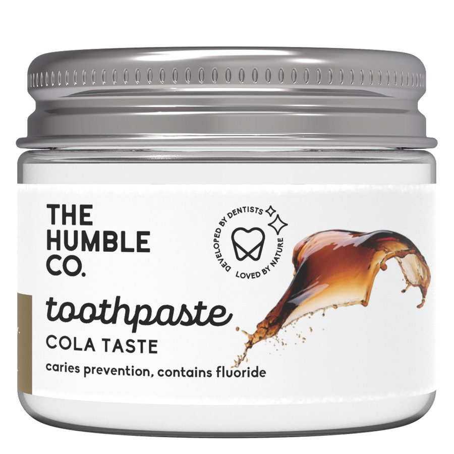 The Humble Co Humble Natural Toothpaste In Jar 50 ml – Coca Cola