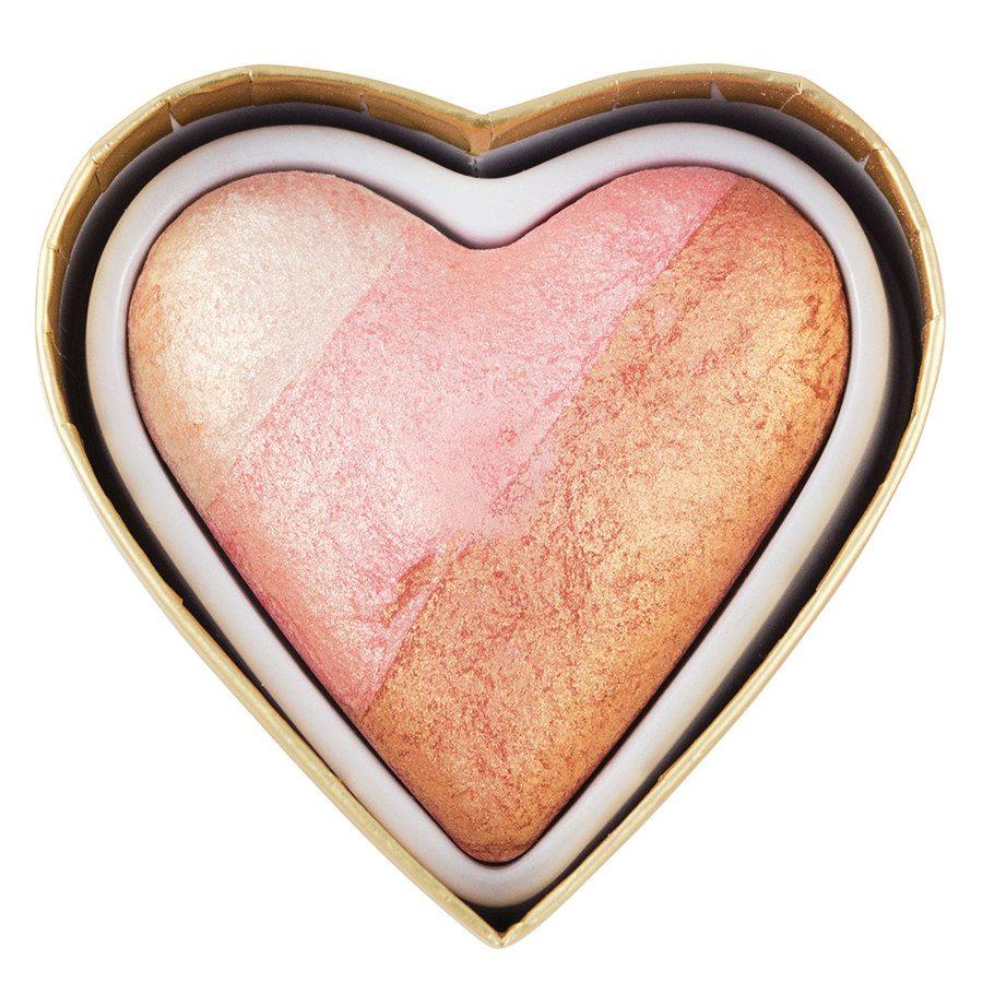 I Heart Revolution Blushing Hearts Blusher Iced Hearts 10g