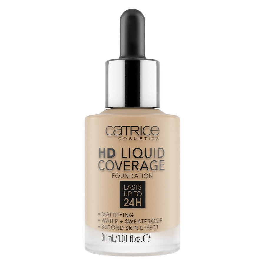 Catrice HD Liquid Coverage Foundation 30 ml – Deeply Rose 044