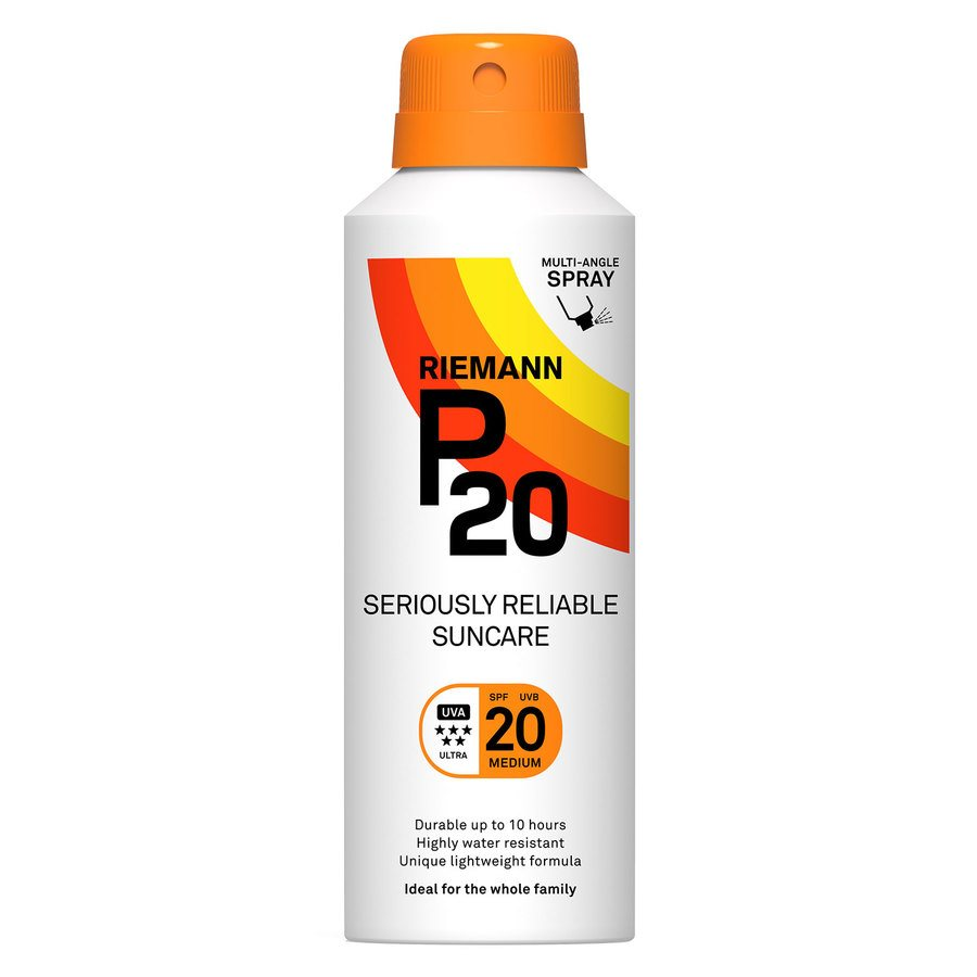 Riemann P20 Continous Spray SPF20 150 ml (Aerosol Spray)