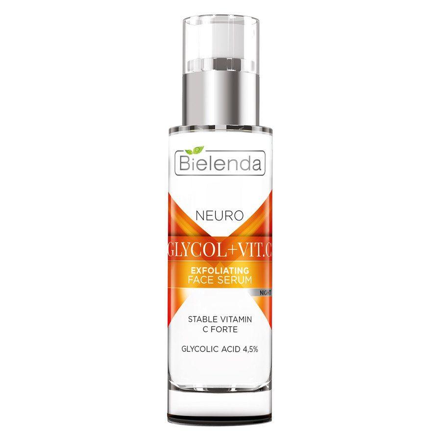 Bielenda Neuro Glycol Vit.C Exfoliating Face Serum 30 ml