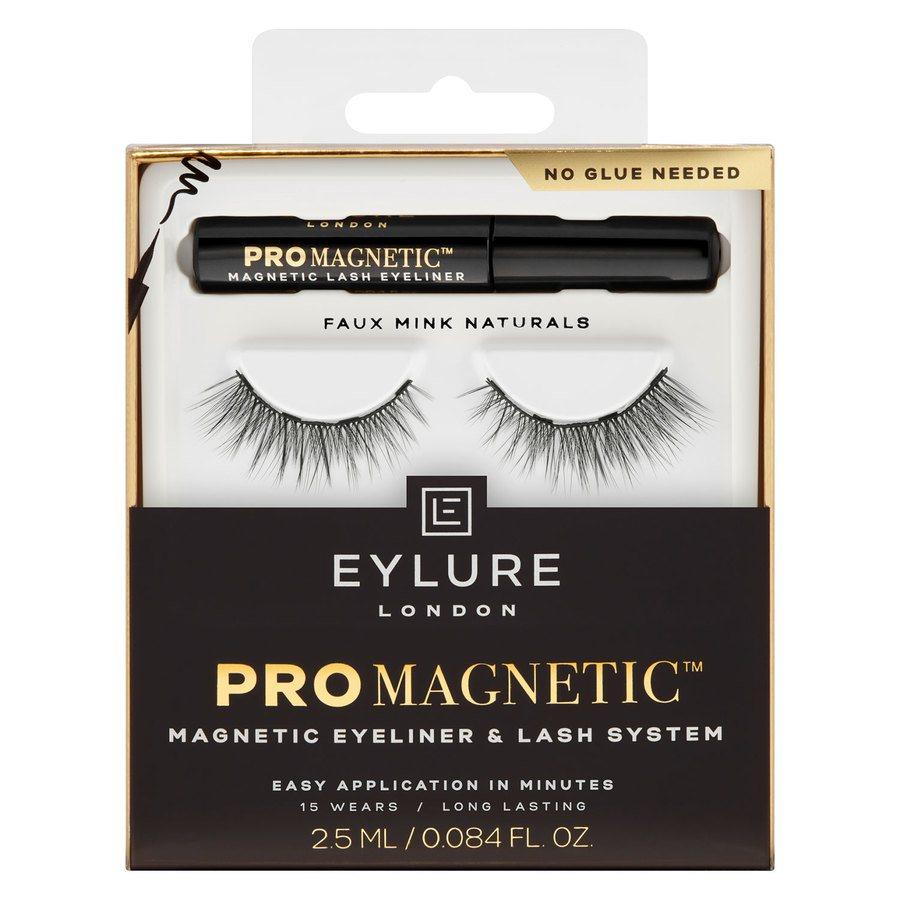 Eylure ProMagnetic Magnetic Liner & Lash System – Faux Mink Naturals