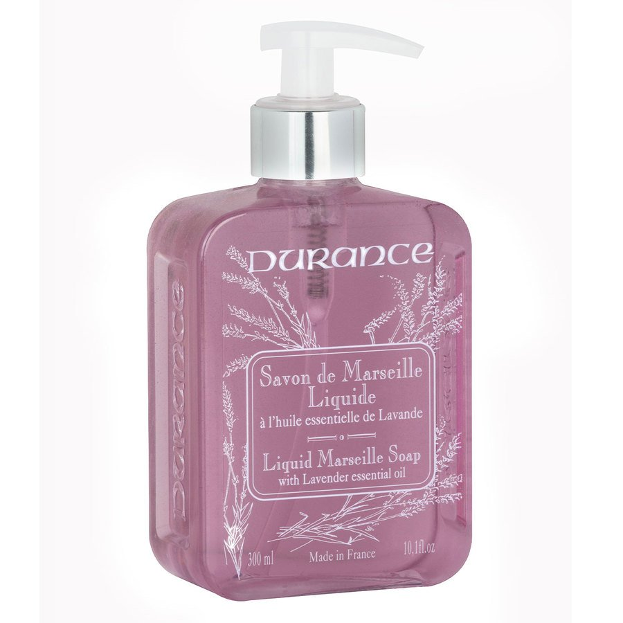 Durance Liquid Marseille Soap With Lavender Essential Oil 300 ml