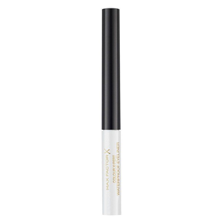 Max Factor Colour X-Pert Waterproof Eyeliner 1,7 ml ─ #00 Metallic White