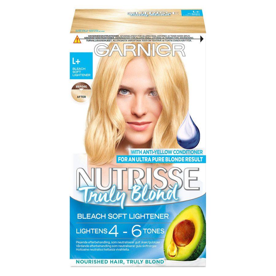 Garnier Nutrisse Truly Blond – L+