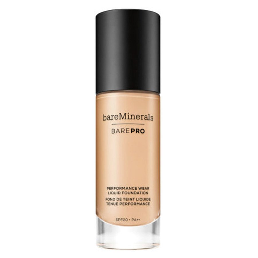 bareMinerals barePro Performance Wear Liquid Foundation SPF20 30 ml ─ #02 Ivory