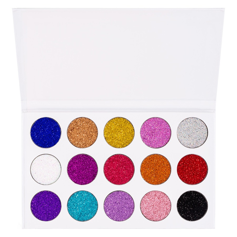 Mermaid Salon Sparkle Factory Glitter Palette