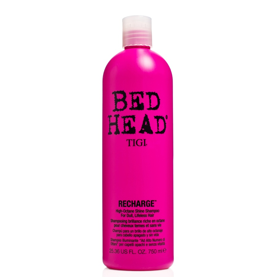 TIGI Bedhead Recharge High-Octane Shine Shampoo 750 ml