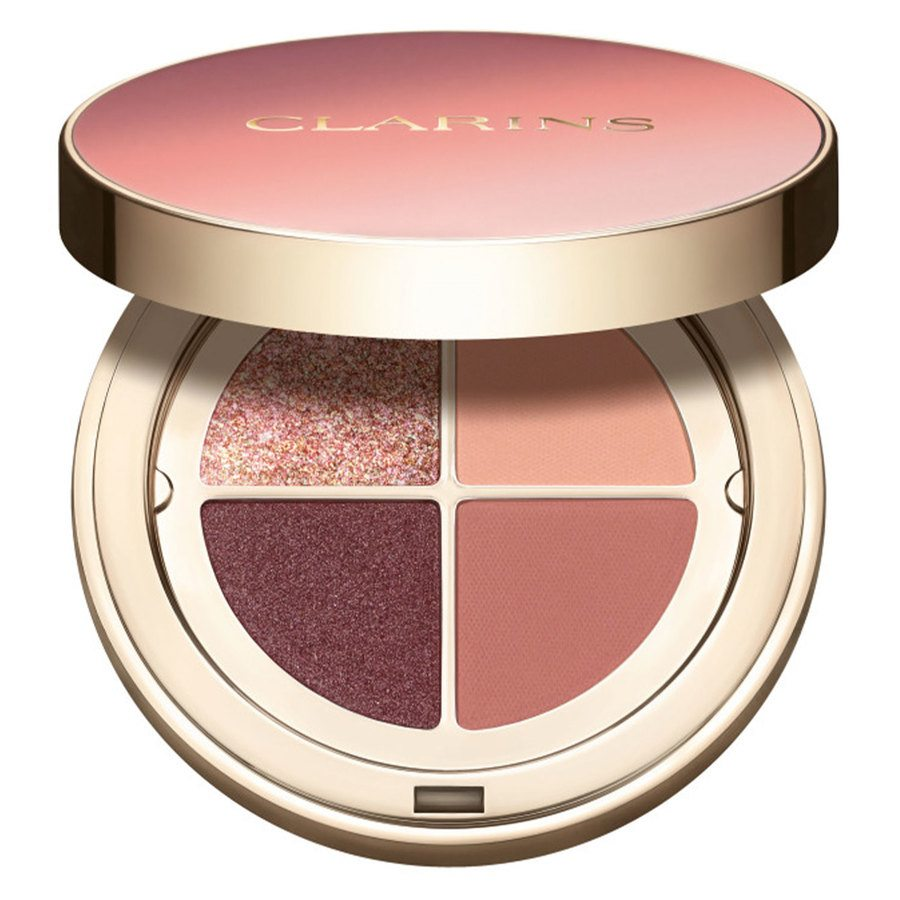 Clarins Ombre 4 Couleurs 01 Nude Gradation 4,2g