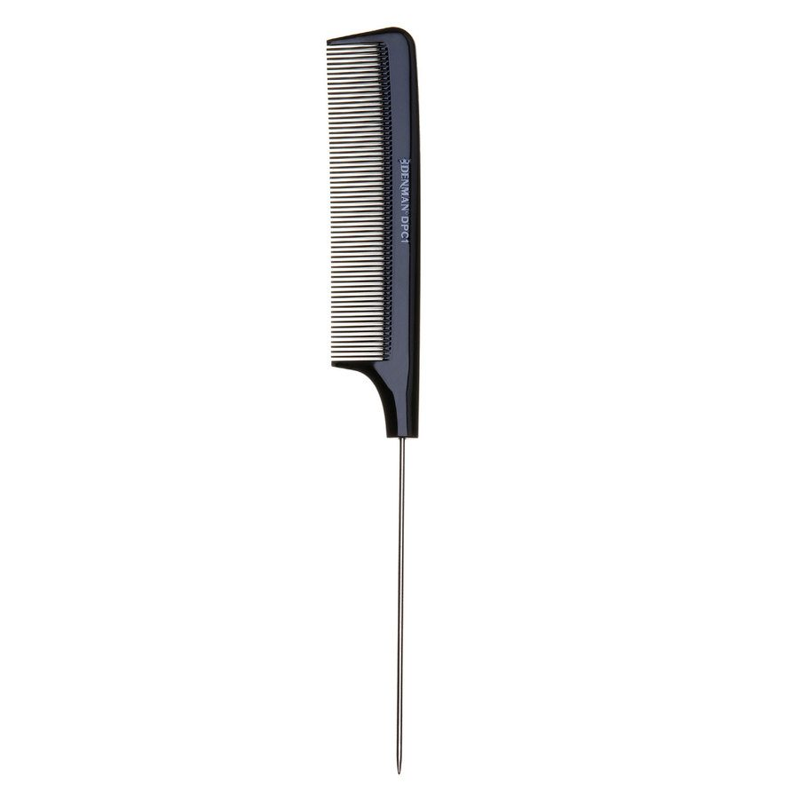 Denman DPC1 Pin Tail Comb ─ Black
