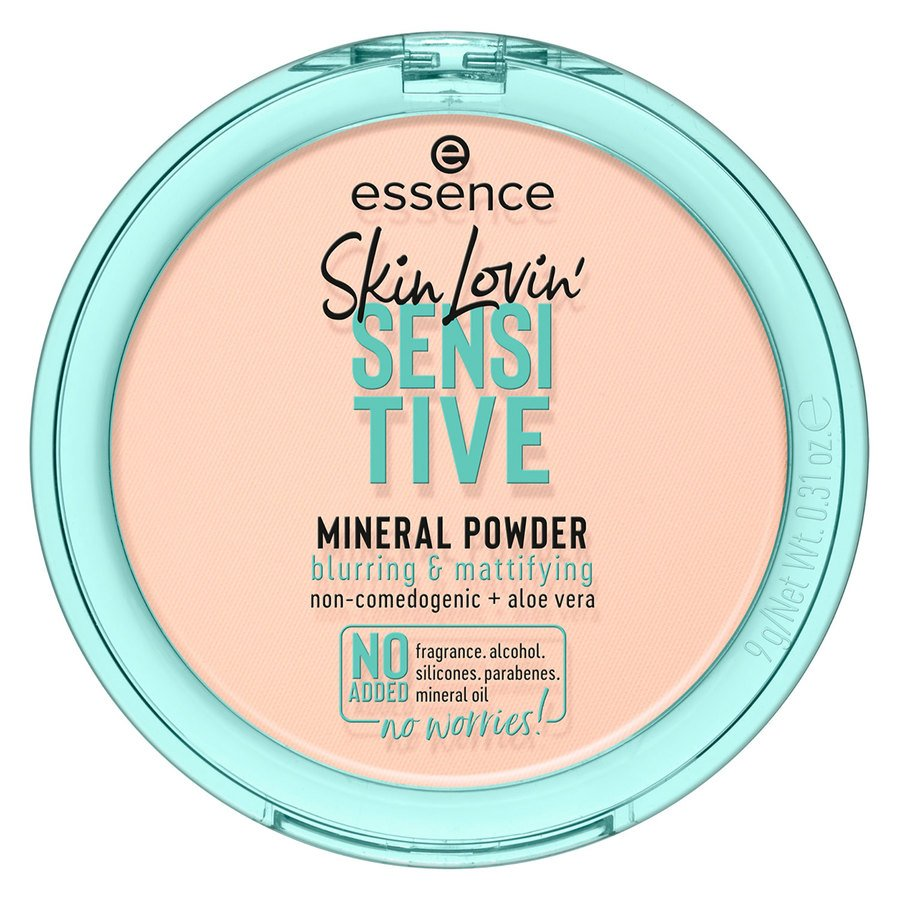 essence Skin Lovin Sensitive Mineral Powder 9 g – 01