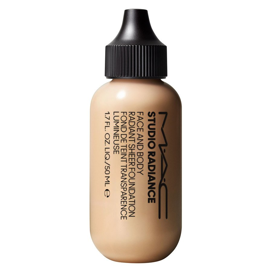 MAC Cosmetics Studio Radiance Face And Body Radiant Sheer Foundation 50 ml ─ C1