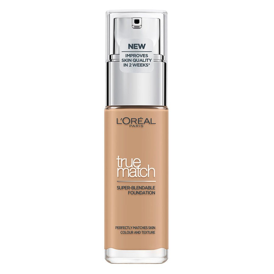 L'Oréal Paris True Match Liquid Foundation – N5 Sand 30ml