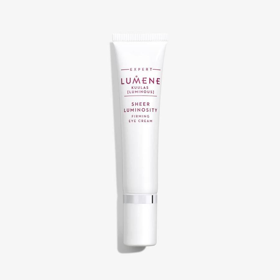 Lumene Nordic Lift KUULAS Sheer Luminosity Firming Eye Cream 15ml