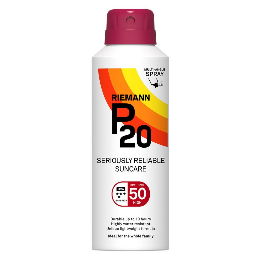 Riemann P20 Continous Spray SPF 50 150 ml (Aerosol Spray)