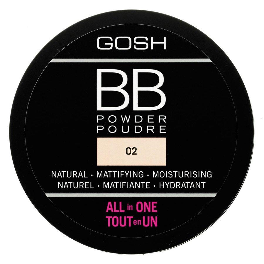 GOSH BB Powder 6,5 g ─ #002 Sand
