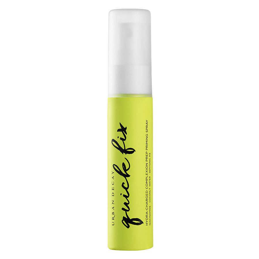 Urban Decay Quick Fix Hydra-Charged Complexion Prep Priming Spray Travel Size 30 ml