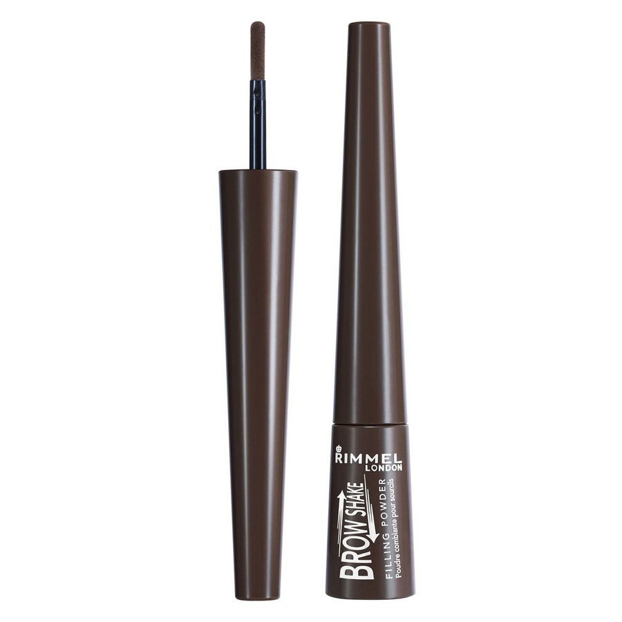 Rimmel London Brow This Way Brow Shake Filling Powder 2,5 g ─ #003 Dark Brown