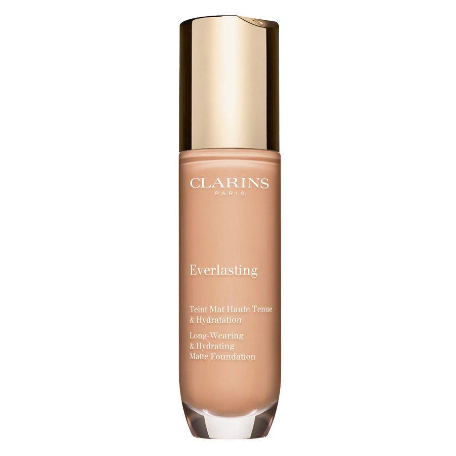 Clarins Everlasting Foundation 30 ml ─ #107 Beige