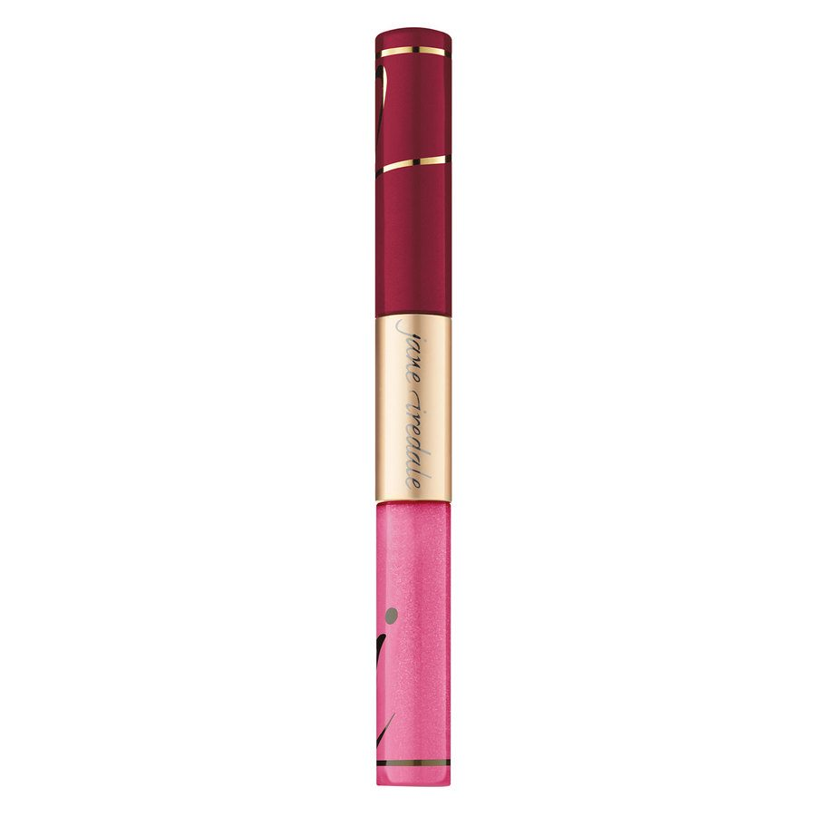 Jane Iredale Lip Fixation® Lip Stain/Gloss 2 x 3 ml ─ Rapture