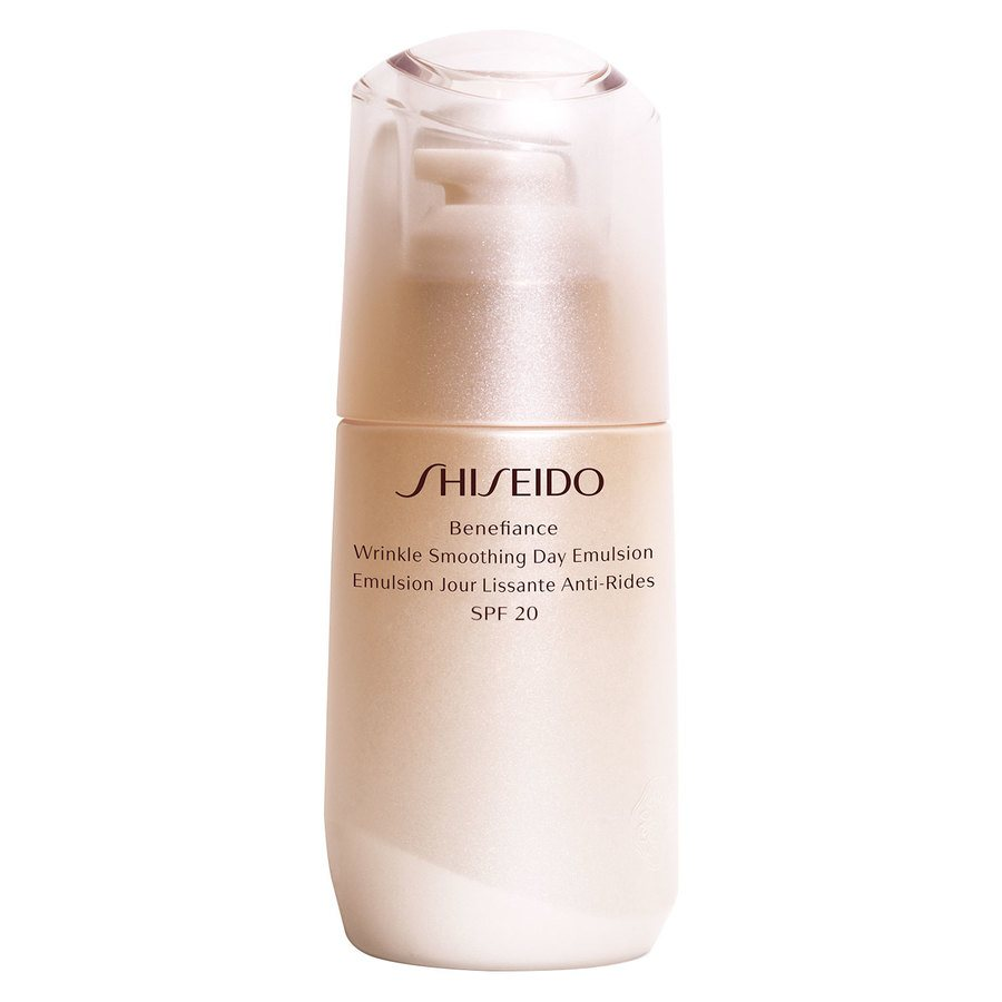 Shiseido Benefiance Wrinkle Smoothing Day Emulsion SPF20 75 ml