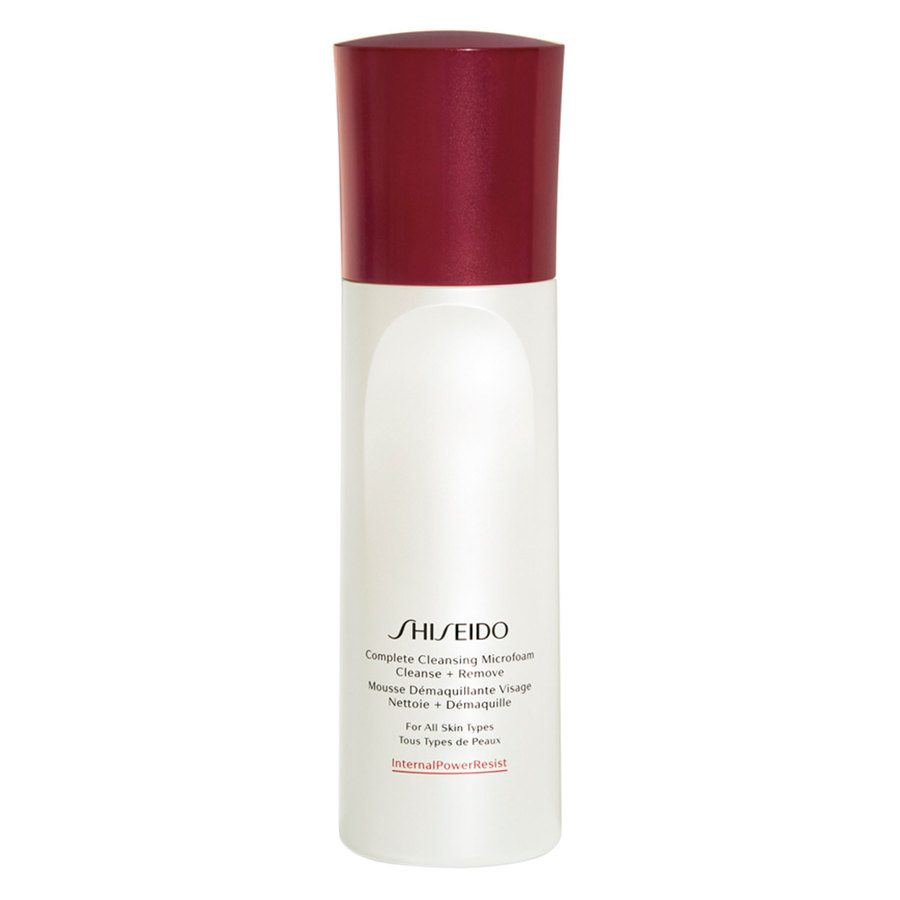 Shiseido Defend Preparation Complete Cleansing Microfoam 180 ml