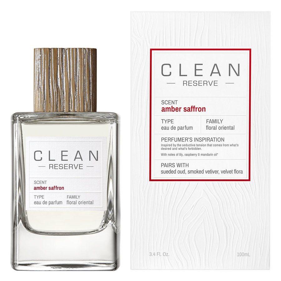 CLEAN Reserve Amber Saffron Clean Eau De Parfum 100 ml