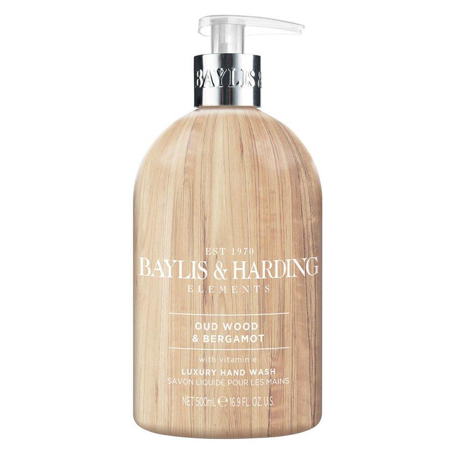 Baylis & Harding Elements Oud & Bergamot Hand Wash 500 ml