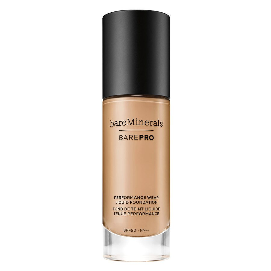 bareMinerals barePro Performance Wear Liquid Foundation SPF20 30 ml ─ #10.5 Linen