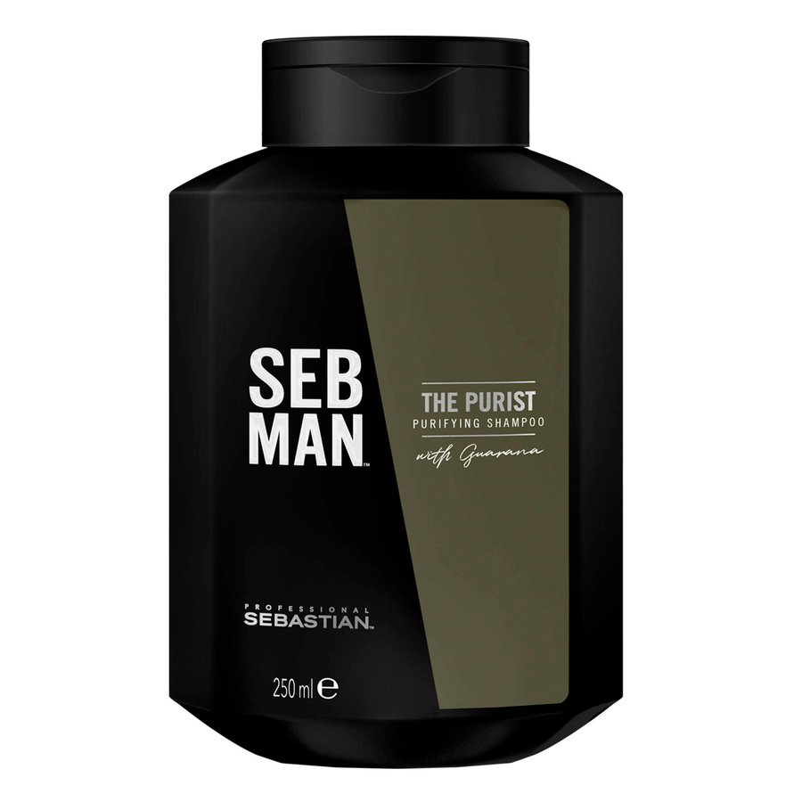 Seb Man The Purist Purifying Shampoo 250 ml