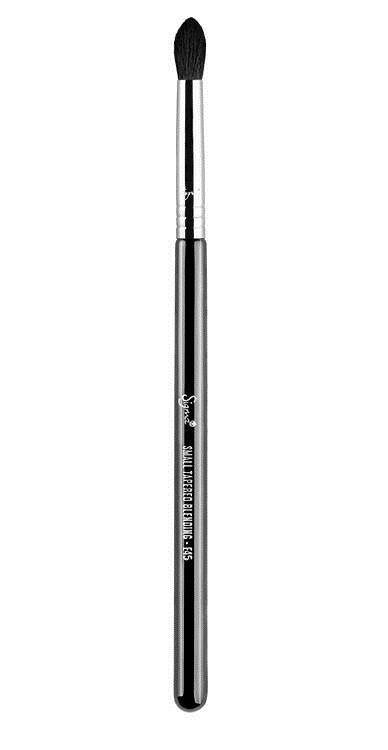 Sigma E45 Small Tapered Blending Brush – Chrome
