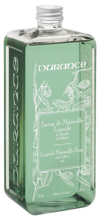 Durance Liquid Marseille Soap With Olive Oil Refill 750 ml