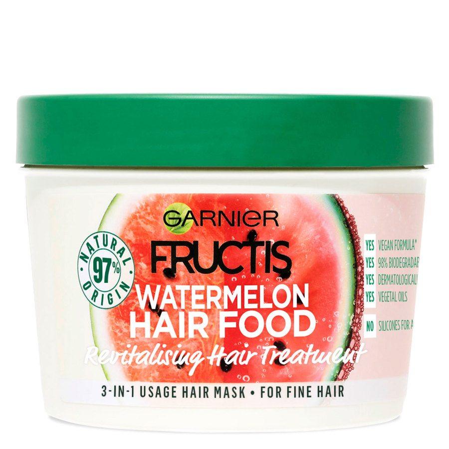 Garnier Fructis Hair Food Mask 390 ml ─ Watermelon