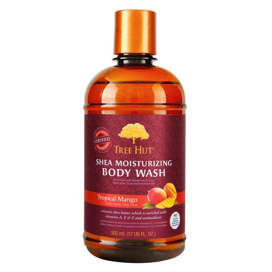 Tree Hut Shea Moisturizing Body Wash 503 ml ─ Tropical Mango