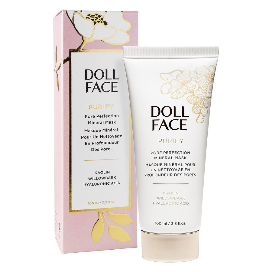 Doll Face Purify Pore Perfectiong Mineral Mask 100 ml