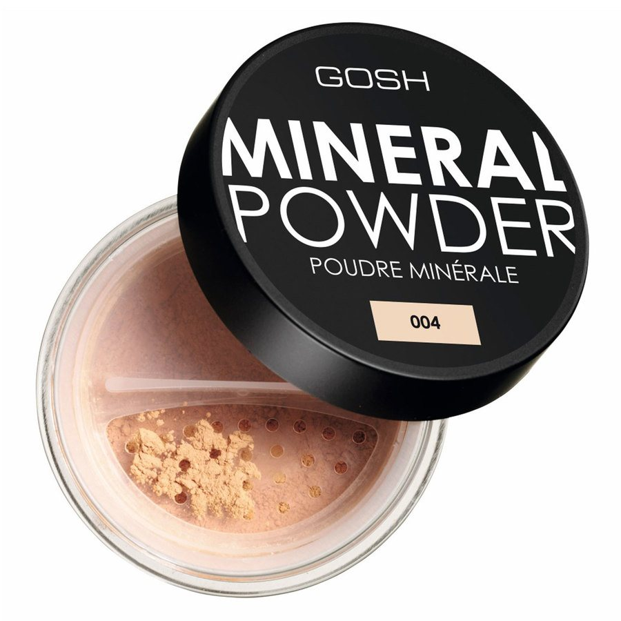GOSH Mineral Powder 8 g ─ #004 Natural