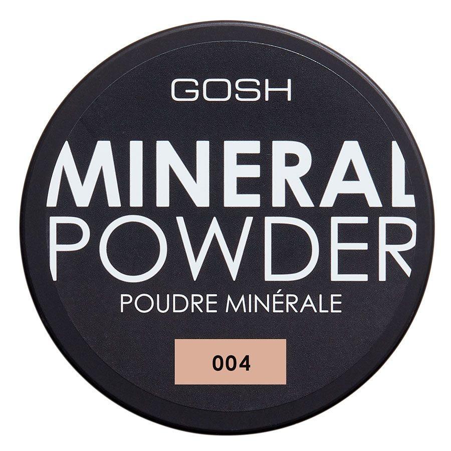 GOSH Mineral Powder 8 g ─ #004 Natural