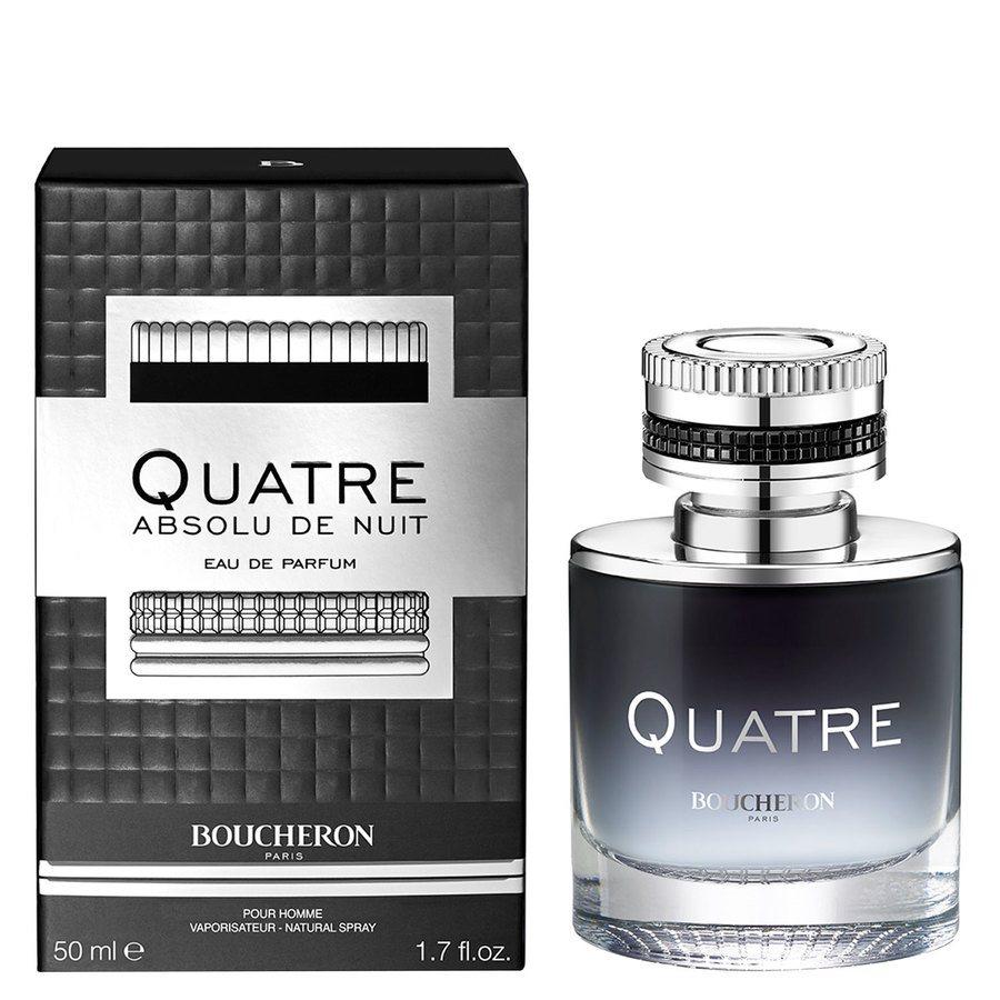 Boucheron Quatre Absolu De Nuit For Him Eau De Parfum 50 ml