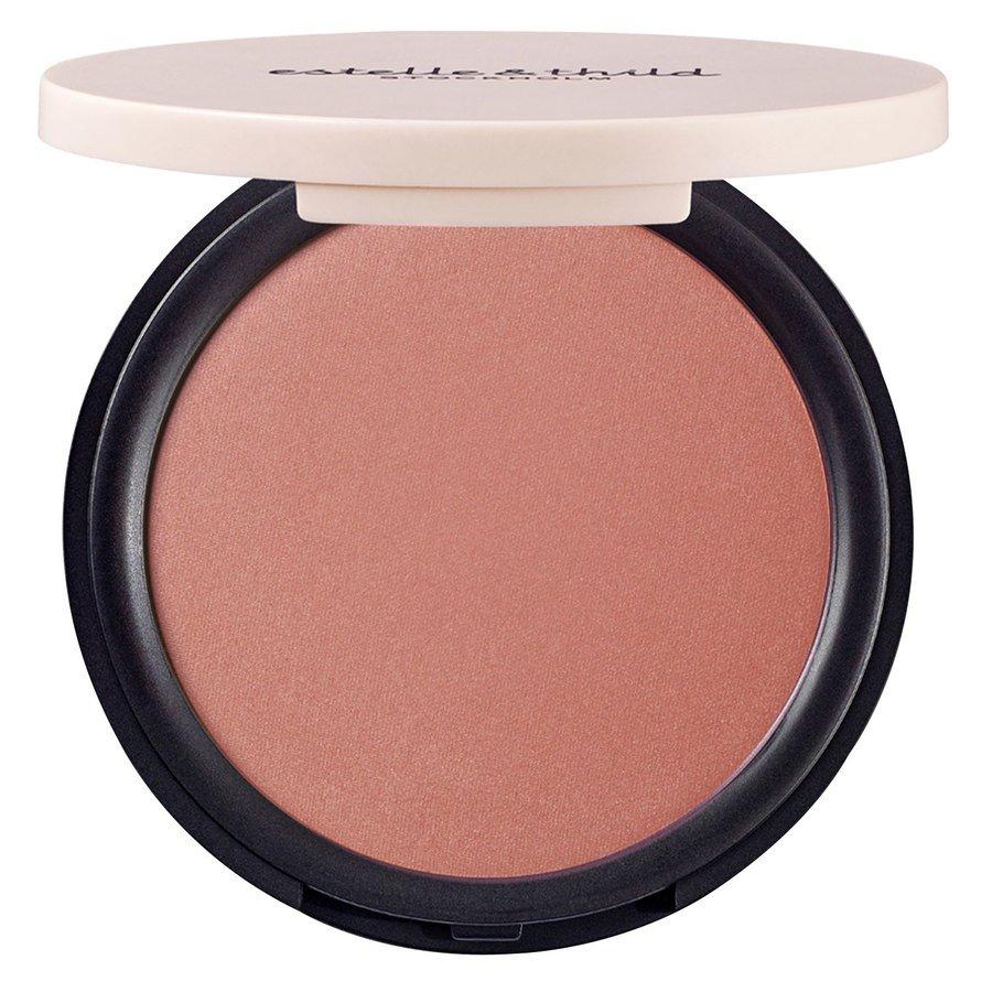 Estelle & Thild BioMineral Fresh Glow Satin Blush 10 g ─ Nude Sienna