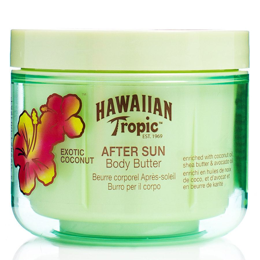 Hawaiian Tropic After Sun Exotic Coconut Body Butter 200 ml